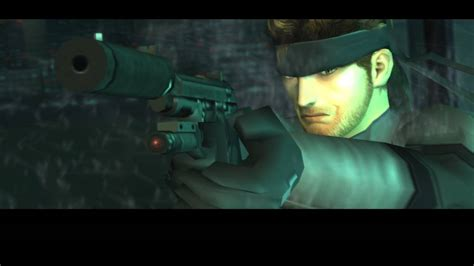 Metal Gear Solid 2d Now Ready For The Nvidia Shield Tv