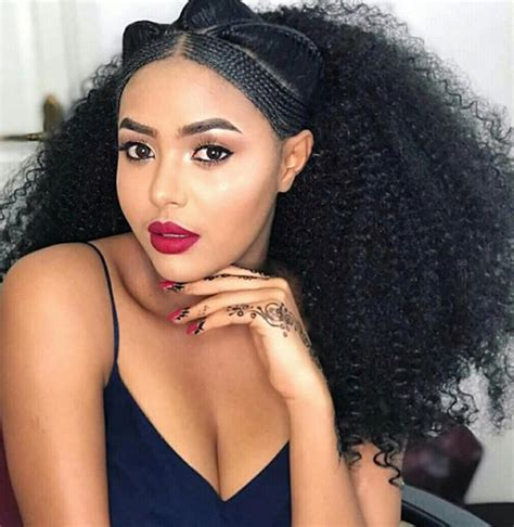 From modern short hairstyles to trendy medium and long hairstyles, the best asian haircuts offer it may just be their type of hair that allows them the flexibility to style all these cool haircuts for asian. Ethiopian Hair Shuruba   Makeuptutor.org