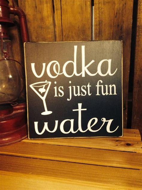 drinking sayings vodka bar sign vodka   fun