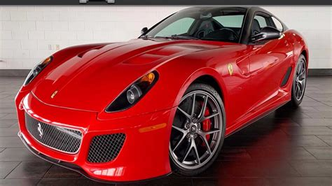 The 599 gto is, in fact, the company's fastest ever road car. This Ultra-Rare 2011 Ferrari 599 GTO Can Be Yours For ...