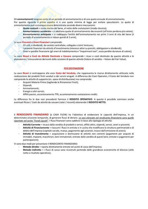 Contabilità Interna - economia ed organizzazione aziendale contabilit 224 esterna