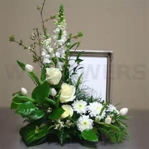 Memorial Service Flower Arrangements