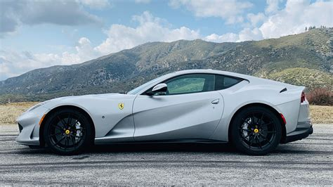 I drove a $474,000 version of the car for a weekend and was in ferrari heaven. Ferrari 812 Superfast Review: One of the Best Engines of All Time
