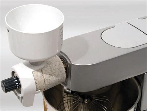 Kenwood Getreidemühle »sm900«, Zubehör Kenwood Cooking Chef Und Titanium Küchenmaschinen Online