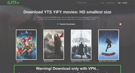 How to download yify movies on mac torrent