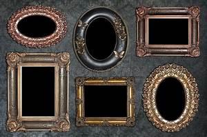 Ensemble Cadre Photo : ensemble de cadres antiques photo stock image du photographie l gance 39314182 ~ Teatrodelosmanantiales.com Idées de Décoration
