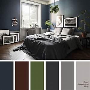 Bedroom, Palette