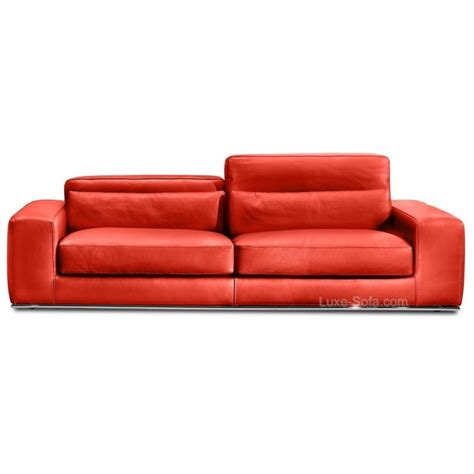 canapé de luxe italien canapé cuir italien haut de gamme 2 places ou 3 places