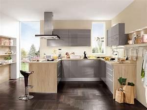 U Form Küchen : k che in u form m bel wallach ~ A.2002-acura-tl-radio.info Haus und Dekorationen