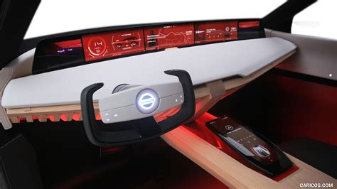 nissan xmotion concept interior hd wallpaper