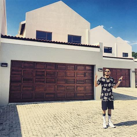 Top 10 South African Celebrity Homes! - OkMzansi