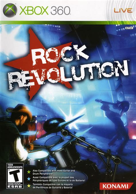 Rock Revolution Xbox 360 Review Any Game