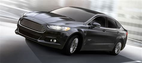 motoring world usa  ford fusion energi