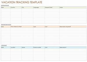 vacation planner template planner template free With vacation planning calendar template