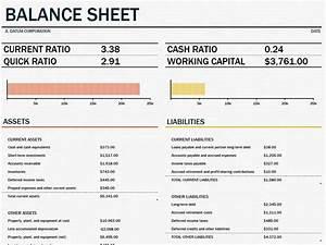 Balance Sheet Templates| profit and loss statement ...