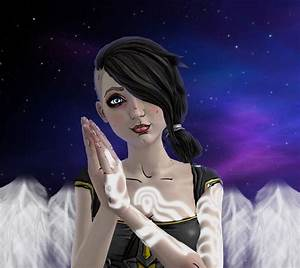 Angel. Borderlands 2. by branch-san on DeviantArt