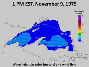 did rogue waves sink edmund fitzgerald lake scientist