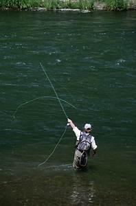 Fly Casting Is My Favorite Part Of Fly Fishing