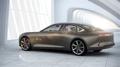 Electric Sedan by Hybrid Kinetic Electric Sedan New Prestige Electric Car
