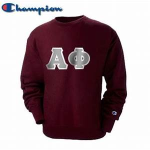 sorority and fraternity crewneck sweatshirts custom With greek letters crewneck