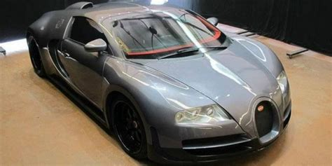 Yes, that's a bargain for a veyron, but it's a lot for a cougar. This Surprisingly Good Bugatti Veyron Replica Is Actually a Mercury Cougar
