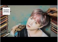 Speed Drawing BTS J Hope [Drawing Hands] YouTube
