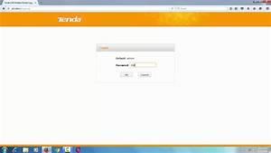How To Change Default Wifi Password In Tenda