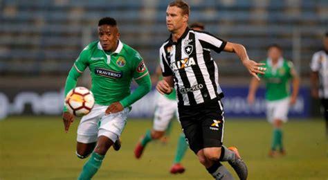 I brevetti sono organizzati da Audax Italiano cayó 1-2 ante Botafogo en partido por Copa Sudamericana RESUMEN Y GOLES