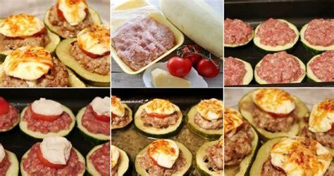 Kabaču ripiņas ar maltu gaļu un sieru - Laiki mainās!