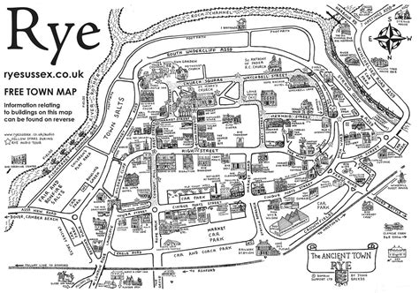rye town map domain support ltd