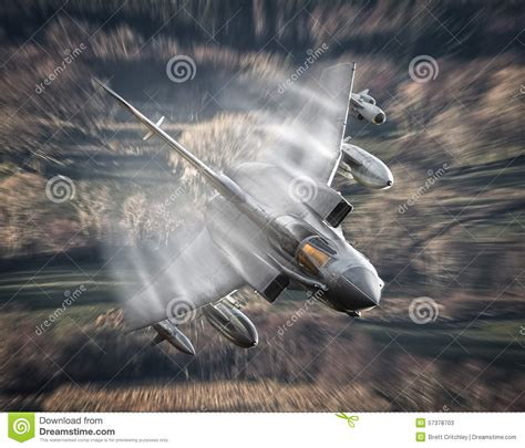 Supersonic Jet Aircraft Stock Image. Image Of Aircraft