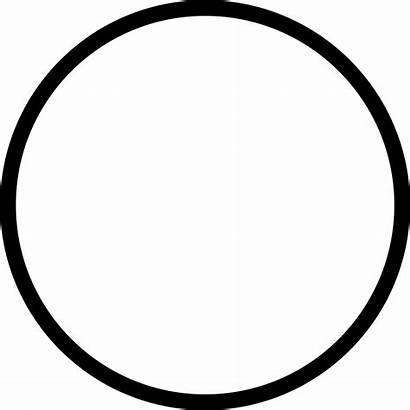 Round Open Svg Icon Eating Circle Onlinewebfonts