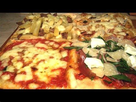 vera pizza napoletana  fatta  casa ricetta  pakito