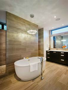 decoration interieure comment decorer avec du lambris mural With salle de bain design avec girafe décoration intérieure