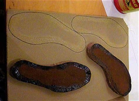 templates zapato viejo coser zapatos de las cubiertas viejas la casita de