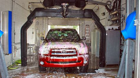 Types Of Car Wash Explained