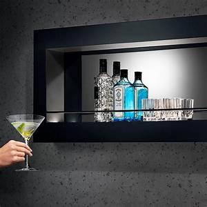 LED Spiegel Regal 3 Jahre Garantie Pro Idee