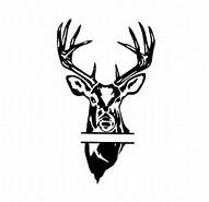 HD Wallpapers Coloring Page Of Deer Head