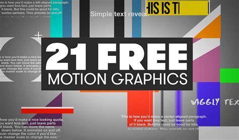 motion graphic templates  adobe premiere pro
