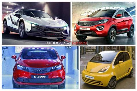 Upcoming Tata Cars In India In 2018, 2019  13 New Cars