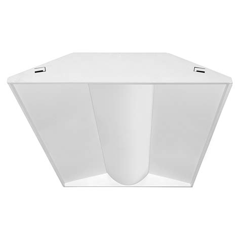 juno indy s2x4bl 3950u wh3 dlc listed 2x4 led lay in