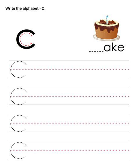 capital letters c esl efl worksheets preschool