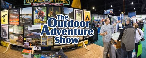 toronto outdoor adventure show algonquin outfitters