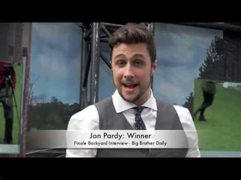 Big Backyard Interviews by Jon Pardy Big Canada 2 Backyard