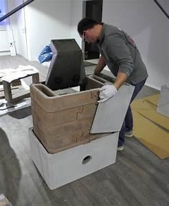 Dämmung Hinter Heizkörper : schornstein selber bauen bau eines kachelofen youtube ~ Michelbontemps.com Haus und Dekorationen
