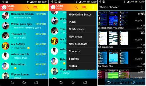 whatsapp plus version 3 10 mod apk free