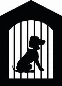 Kennel  Silhouette