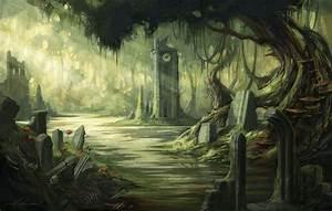 Fantasy Forest Backgrounds 4K Download