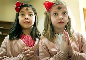 Roman Catholics Celebrate Ash Wednesday, First Day of Lent ...  Children