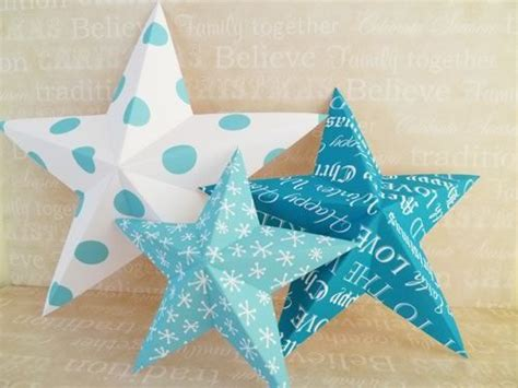 Making Christmas Decorations, 3d And Christmas Decorations